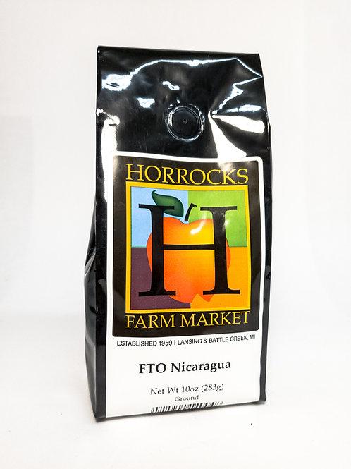 Fair Trade Organic Nicaragua Ground 10oz