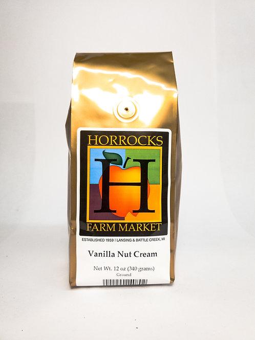Vanilla Nut Cream Ground 12oz
