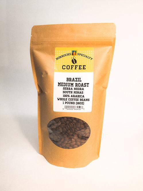Brazil Medium Roast 1lb