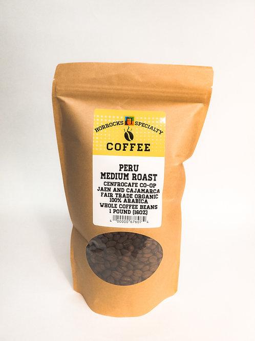 Peru Medium Roast