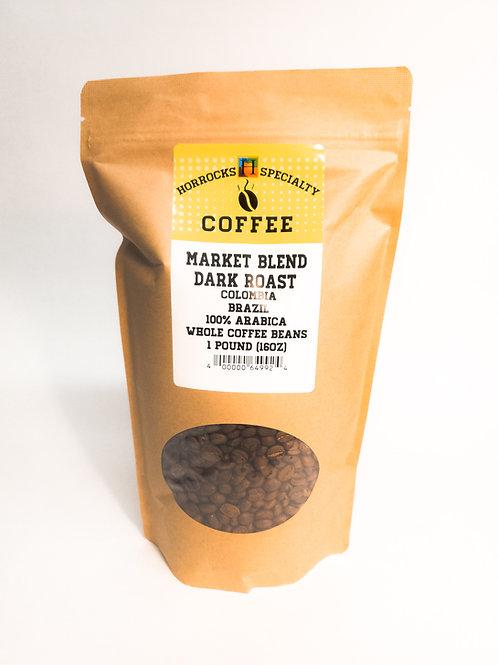 Market Blend Dark 1lb