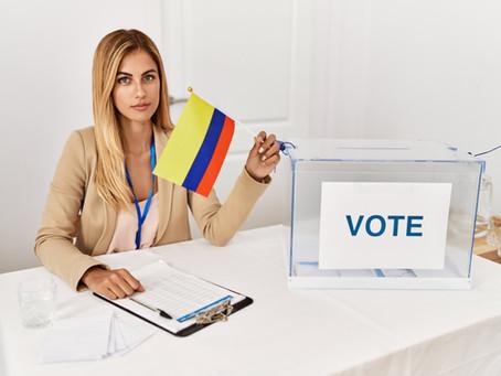 Inscripción de cédulas para elecciones 2022 colombianos en el exterior