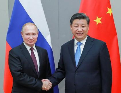 Mientras el resto del mundo se duerme, China y Rusia avanzan