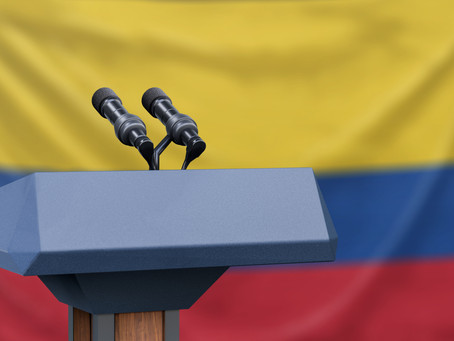 Response to President's Ivan Duque's address in English to Colombia and the international community