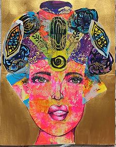 Inner Goddess No.1