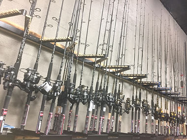 Tackle Pro Deland Fishing Rods & Reels