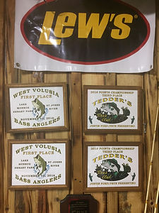 Tackle Pro Deland Fishing Store West Volusia Bass Anglers Tournament