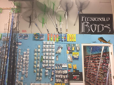 Saltwater Fishing Nets Rods Lures Tackle Pro Deland Tackle Store