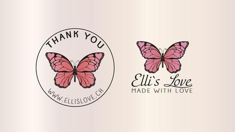 Logo Elli`s Love