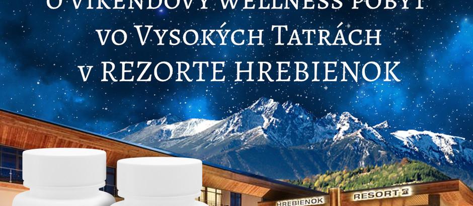 Súťaž o víkendový wellness pobyt
