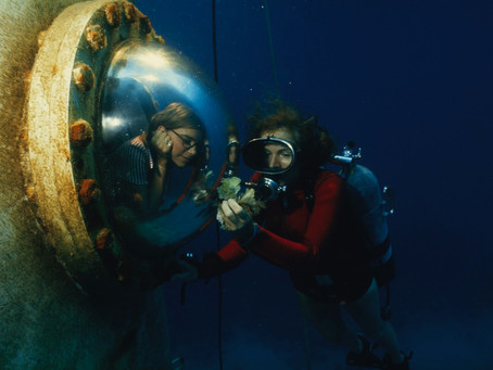 Hey, 2020 grads! Nat Geo Explorer-in-Residence Dr. Sylvia Earle has a message just for you!