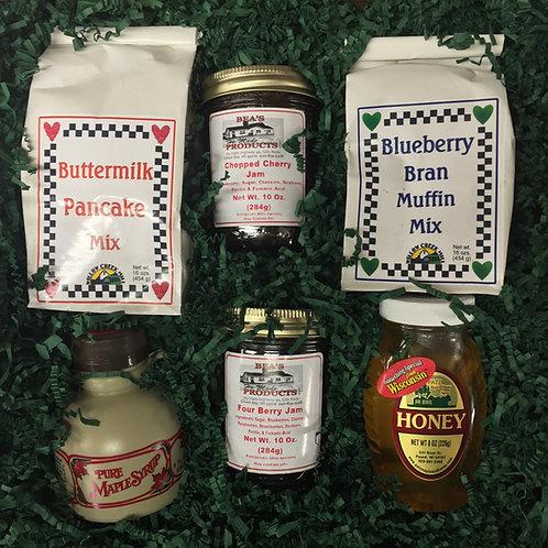 Breakfast Sampler Gift Box