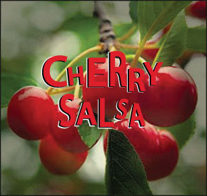HOT Cherry Salsa