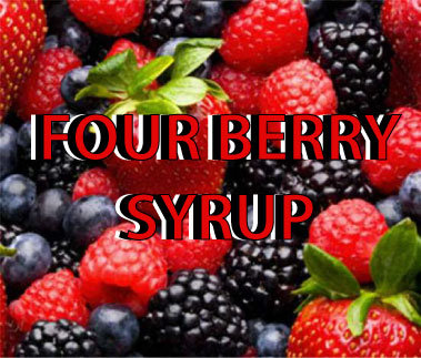 Four Berry Syrup