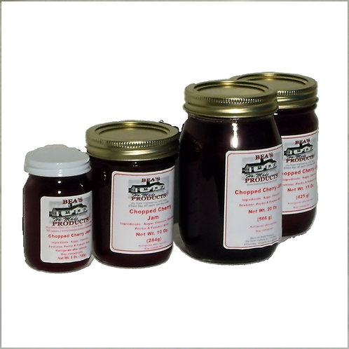 Chopped Cherry Jam