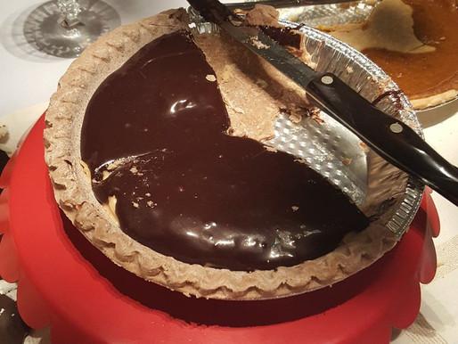 Abbie's Vegan Peanut Butter Pie