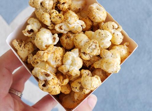 Thai Sweet Chili Popcorn