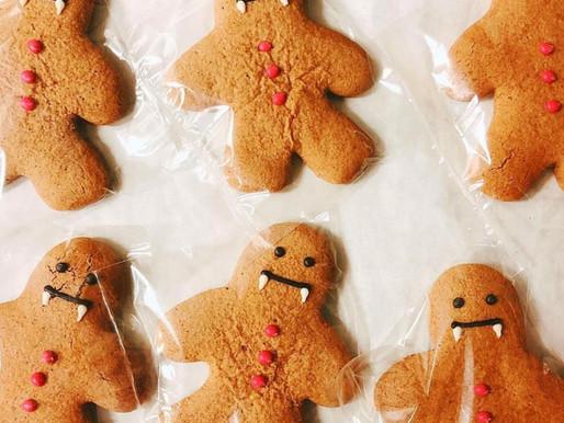 Gingerbread Men- Vampire Style