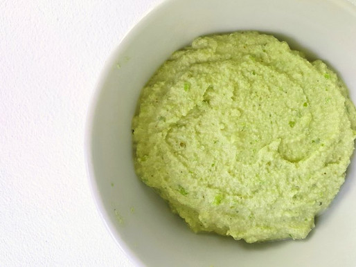 Vegan Hatch Chile Cream Sauce