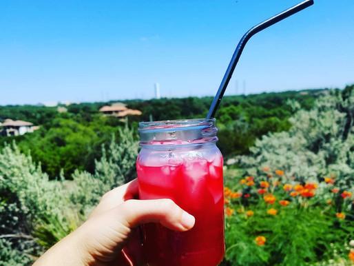 Cranberry Lemon Cooler
