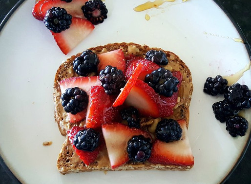 Berries, Butters, and Breads