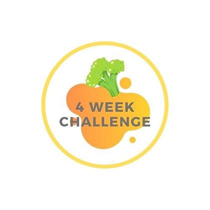 4 Week Challenge- October