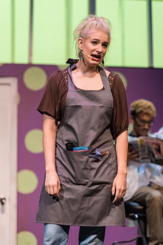 Paulette in Legally Blonde
