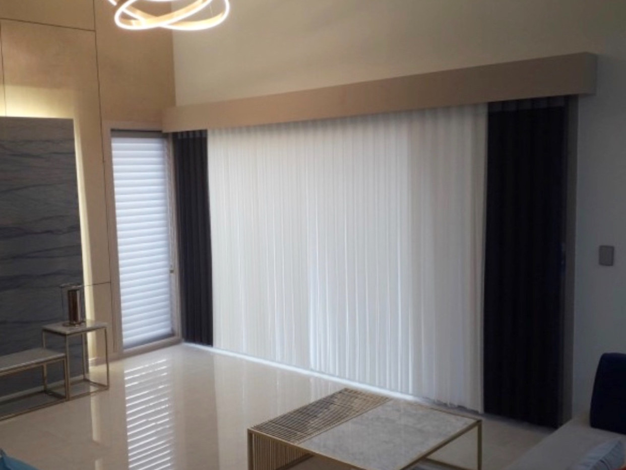 Smart Curtains - END CURTAIN Singapore