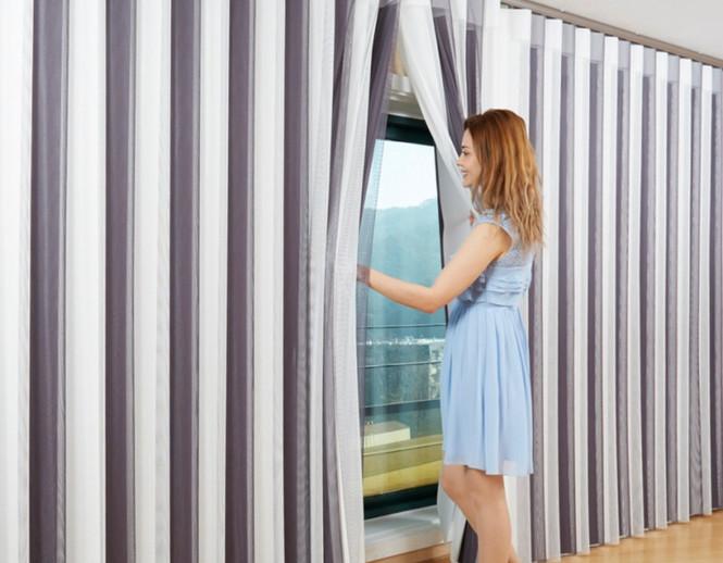 Smart Curtains - END CURTAIN Singapore