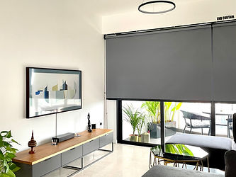 Roller Blinds - END CURTAIN Singapore