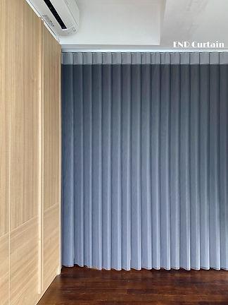 Korean Smart Curtains - END CURTAIN Singapore