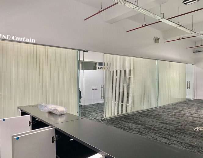 Vertical Blinds - END CURTAIN Singapore