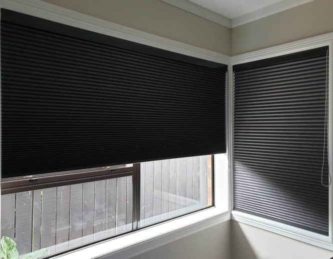 Honeycomb Blinds - END CURTAIN Singapore