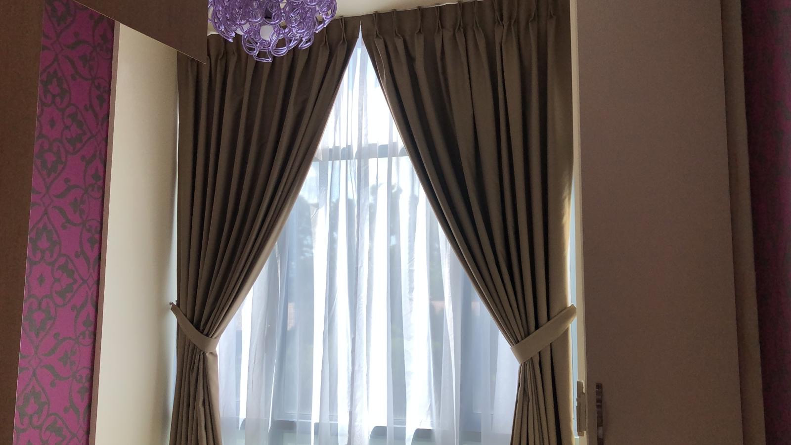 Day Curtains - END CURTAIN Singapore