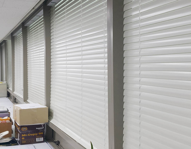 Aluminum Venetian Blinds - END CURTAIN Singapore