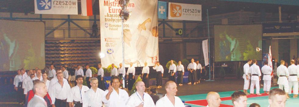 2006 27 CHAMPIONAT DE ERUPE 3+40606 167.