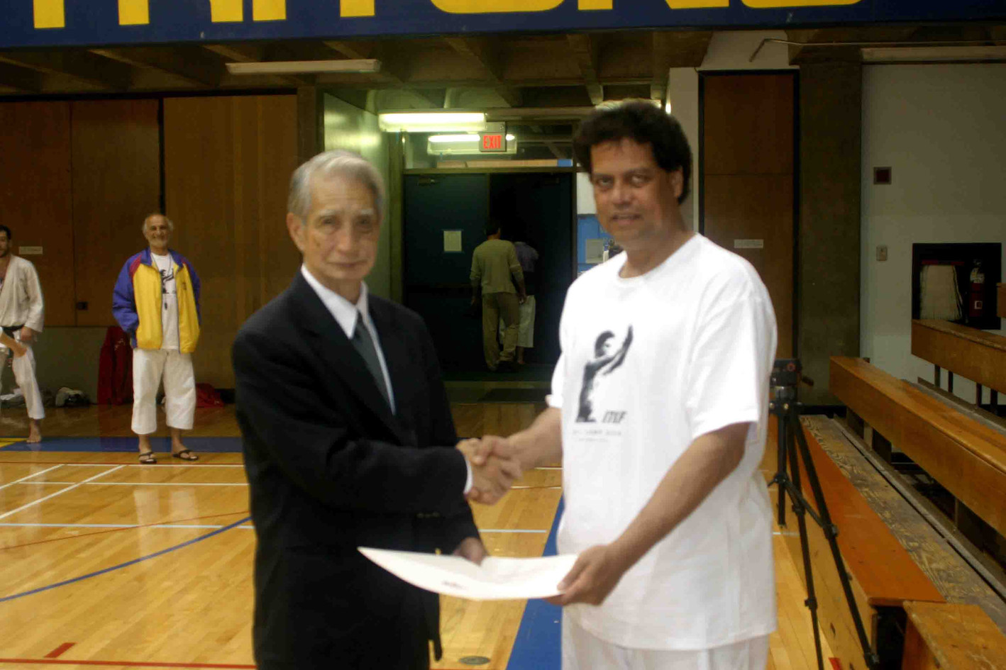 2004 san diego USA ITKF  23 juillet 2004