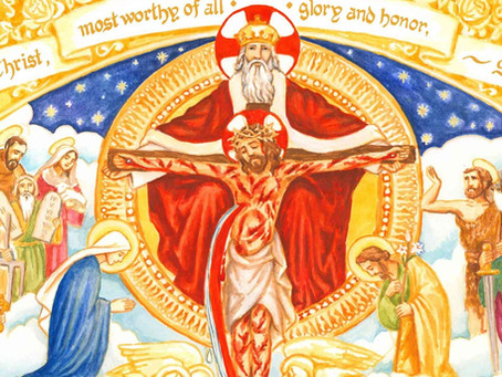 Blood of Christ, most worthy of all glory and honor, Save us!