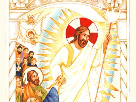 Resurrexit sicut dixit, ALLELUIA!!