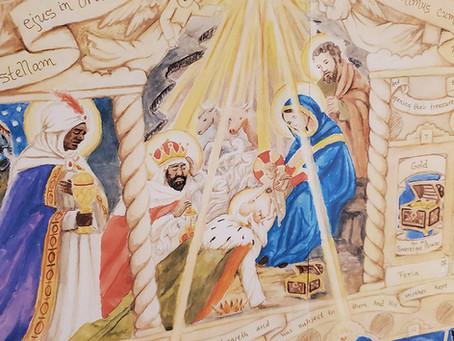 Happy Feast of Epiphany!