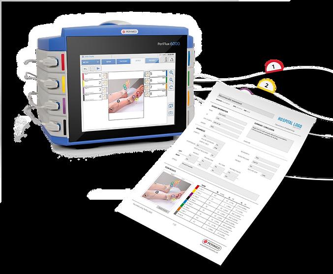 Examination-report-with-PeriFlux-6000-tc