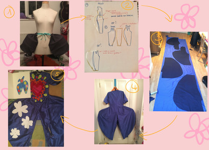 trousers process