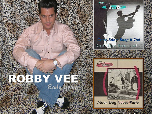 Early Years with the Vee's (Twofer - CD)