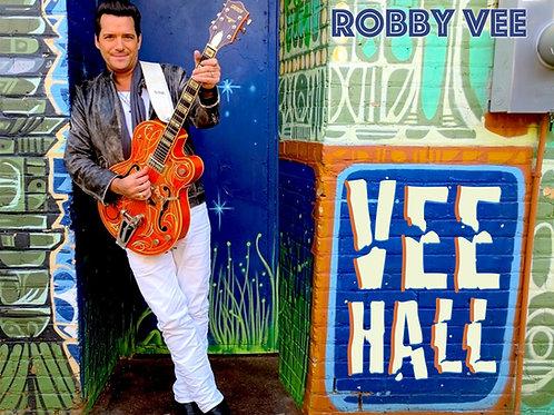 Vee Hall - EP (CD)