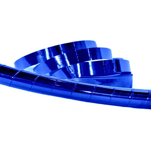 Blue Sapphire Mirror Taped Hula Hoop