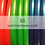 Thumbnail: RGB 3 Section Travel Hula Hoop