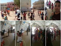 Hoop Love in Djibouti