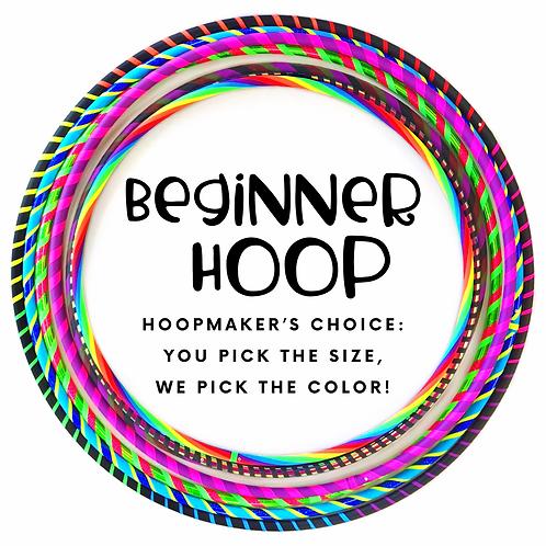 Hoopmaker's Choice: Beginner/Fitness Hoop