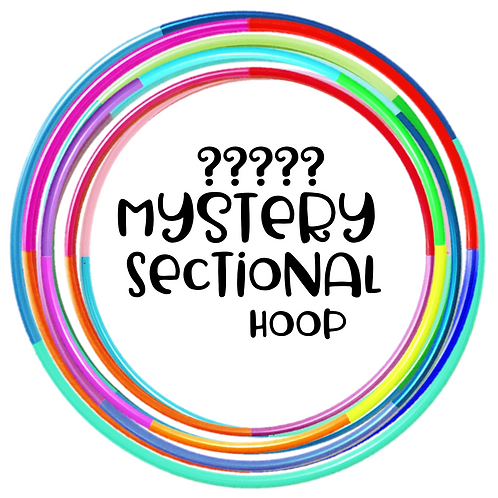 Mystery Sectional Hoop