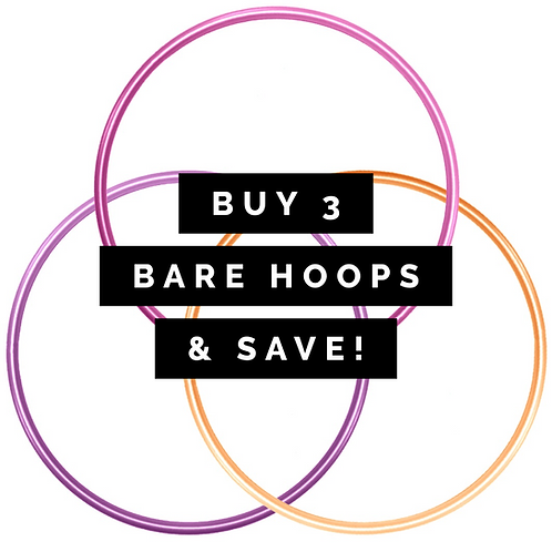Buy 3 Bare Hoops & Save!